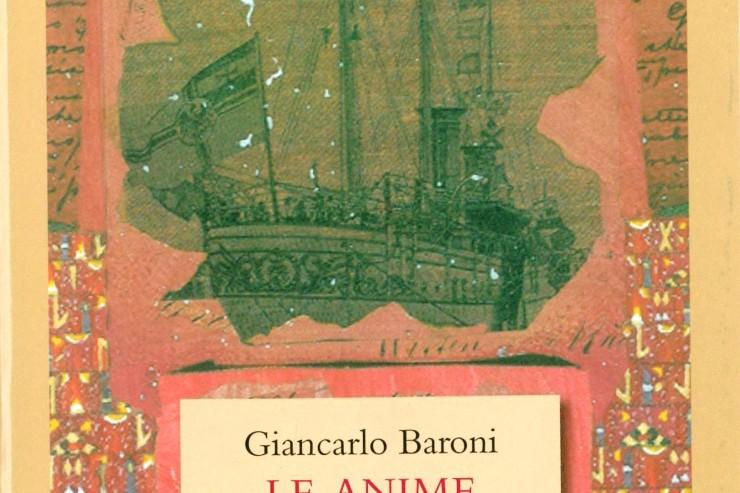 Baroni. Le anime di Marco Polo. COPERTINA
