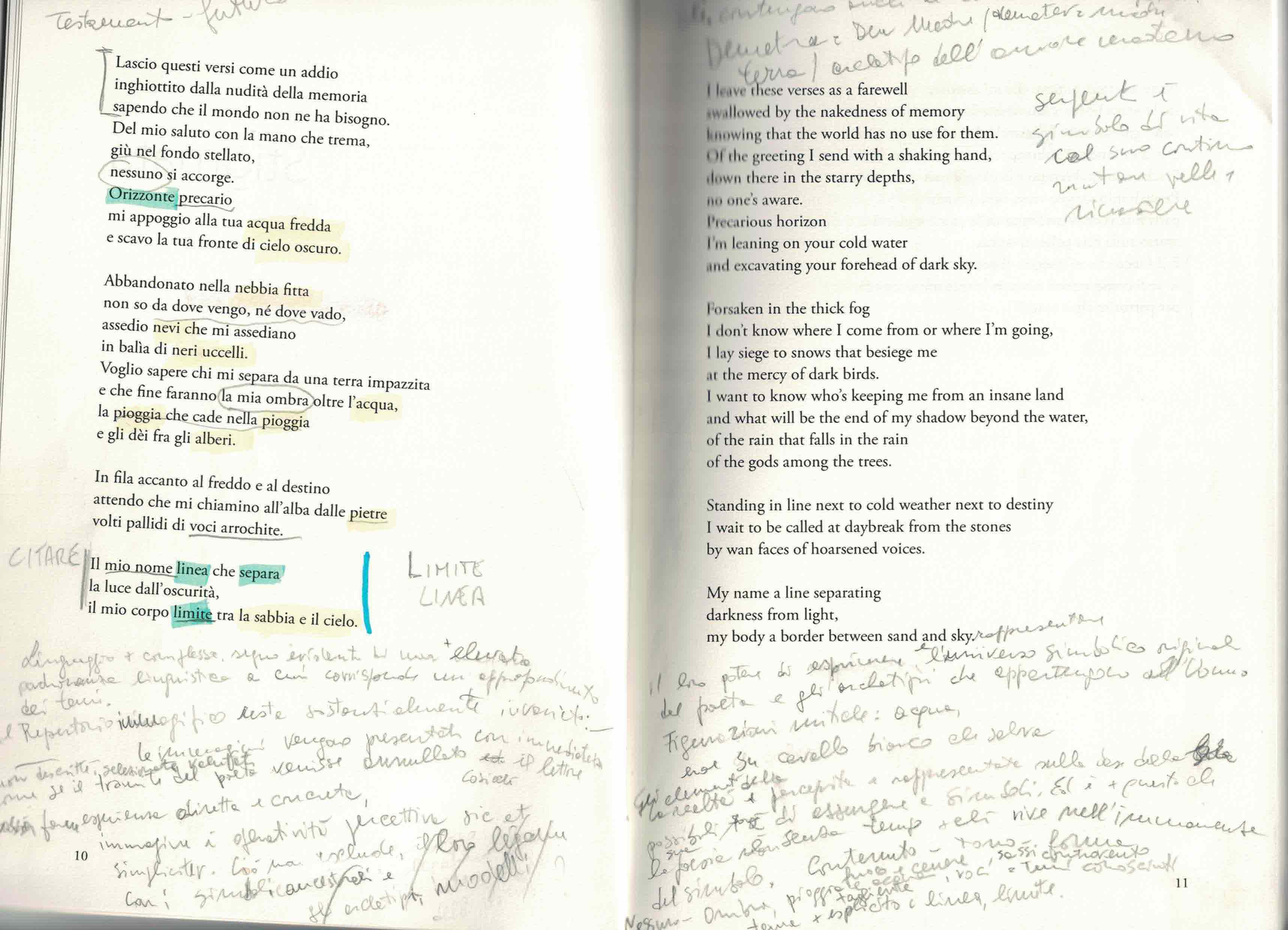 """Favoloso Ora il tempo dimora nel tempo' poesie da """"Stigmate"""" di Gëzim  BE02"""