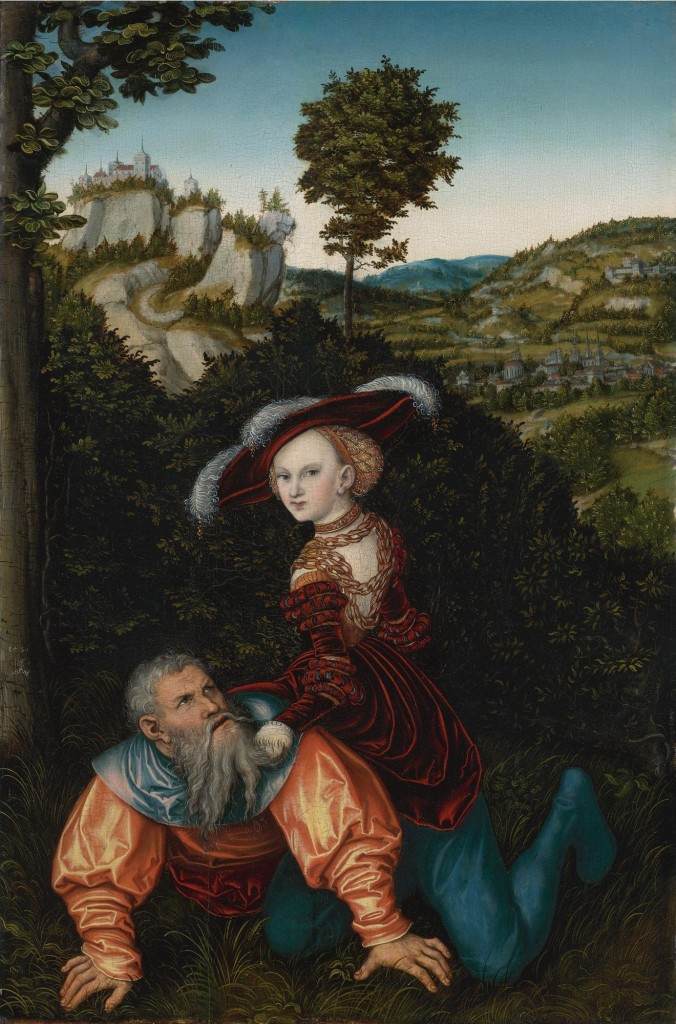 Lucas_Cranach_d.Ä._-_Phyllis_und_Aristotle_(1530)