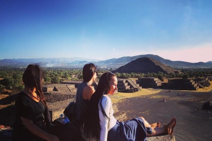 Simbala pyramids