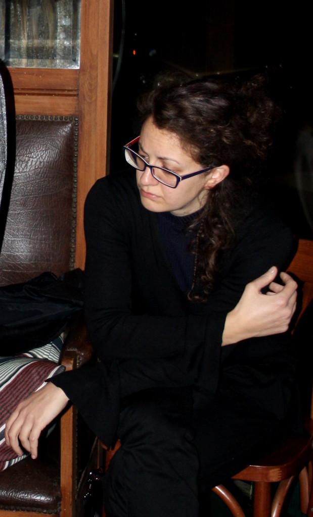 Lucia Grassiccia da BUGU