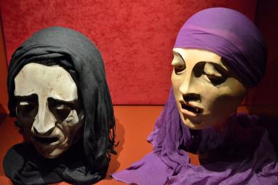 Maschere-al-Museo-Internazionale-della-Maschera