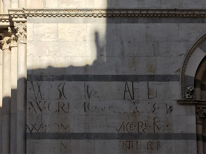 9_IMG_1275_pisa chiesa san michele in borgo stretto iscrizioni facciata