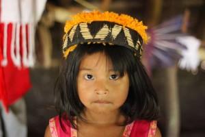 Lala, por Jade Rainho para el documental Flor Brillante y las cicatrices de la piedra