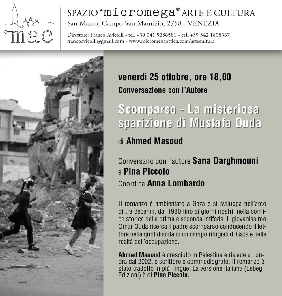 Mac, Lombardo, Mamoud, 25 ottobre(1)