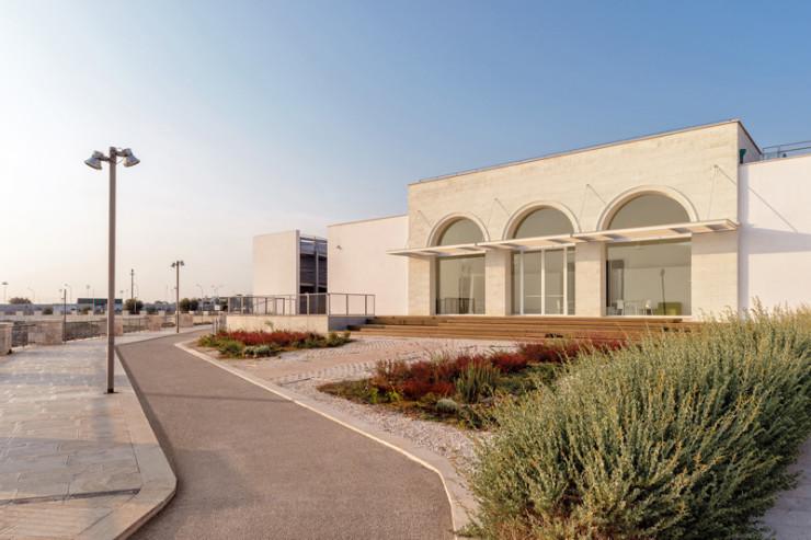 Polignano a Mare (BA). Fondazione Museo Pino Pascali
