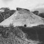 Grande casa comunitaria yanomami