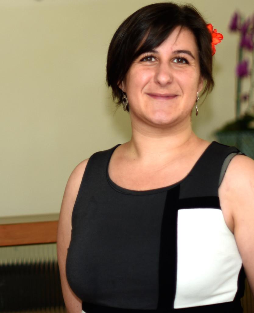 Marina Romani headshot