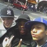 me,Chris&Chuk